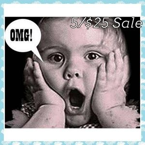 Other - 🎉5/$25 Sale! Many, Various Items! Add To Bundle!